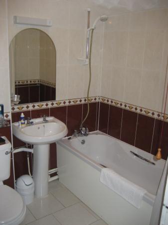 Best Western Weymouth Hotel Rembrandt: En-suite bathroom
