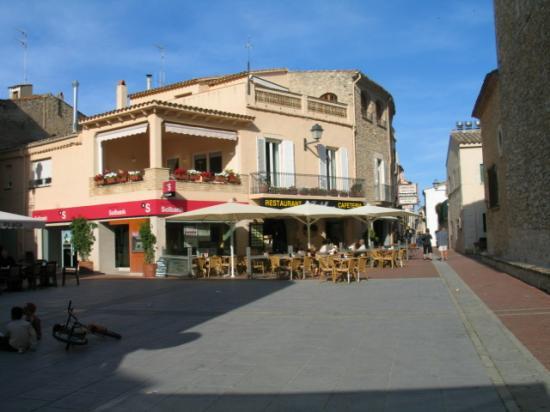 Hotel Rosa : square