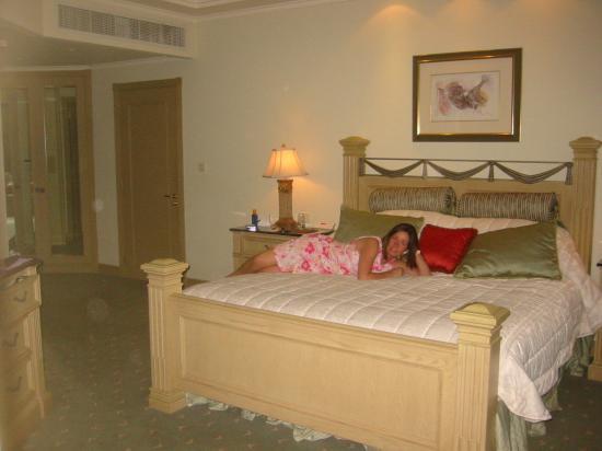 Le Royal Meridien Beach Resort & Spa: Toer Suite Bedroom