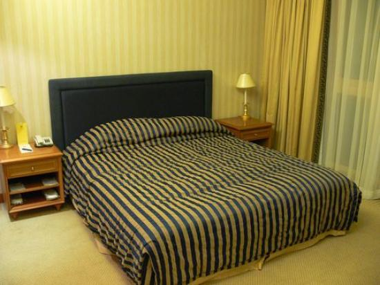 Lee Garden Service Apartment Beijing: bedroom