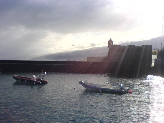 Hotel Marte: Puerto de la Cruz Harbour