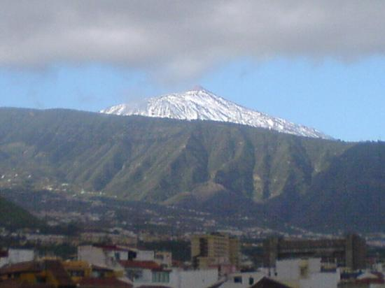 Hotel Marte: Mount Teide - the middle of Tenerife Island