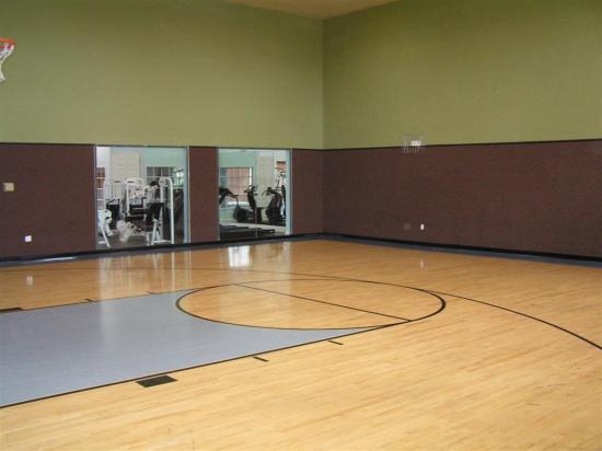 Nice Gym Future Home Of Mike Ditka S Restaurant Picture