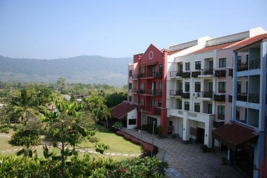 Langkawi Lagoon Resort: Hotel Building