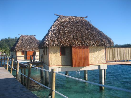 Likuliku Lagoon Resort: bure 9