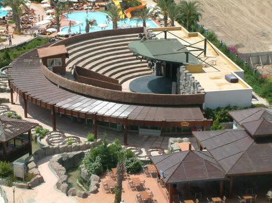 Liberty Hotels Lara: the amphitheatre