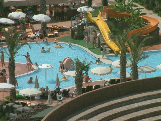 Liberty Hotels Lara: Kids pool & water slides