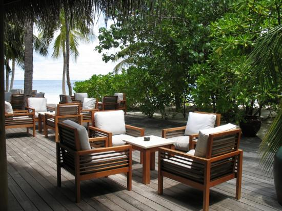 Mirihi Island Resort: Somewhere to Relax