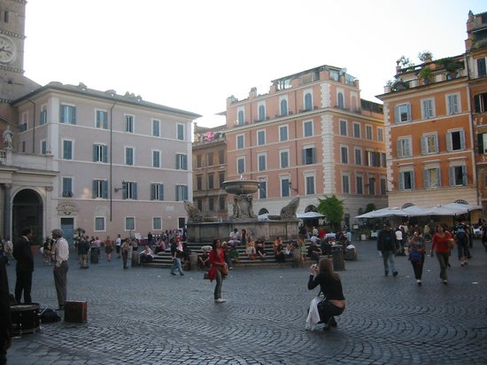 Hotel Trastevere: Nearby