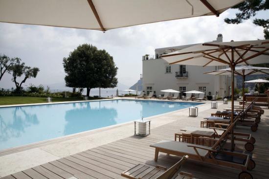 J.K.Place Capri: Swimming Pool