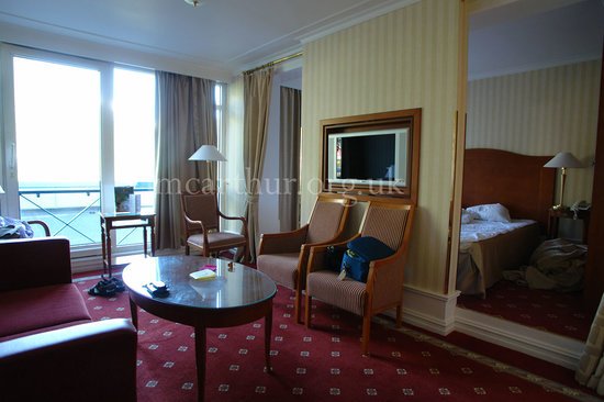 Hotel Union Geiranger: Room Photo