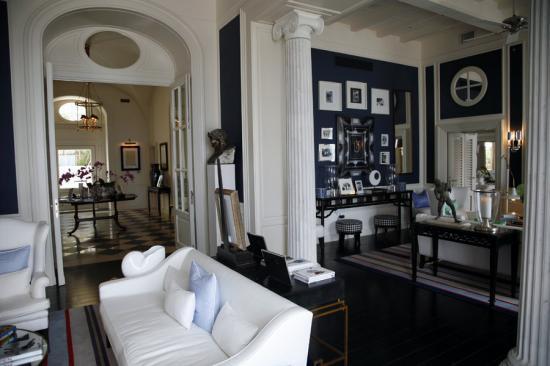 J.K.Place Capri: Hotel's Living Room