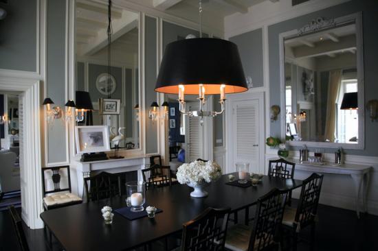 J.K.Place Capri: Breakfast Room
