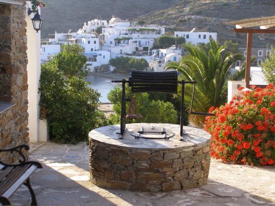 Villa Maria: The garden