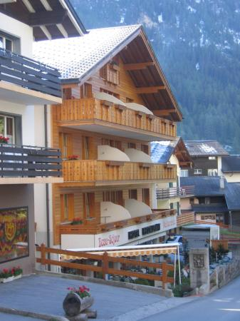 Photo of Beau-Sejour Hotel Leukerbad