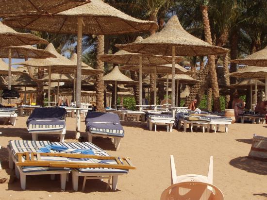 Nubian Village Hotel : The Beach