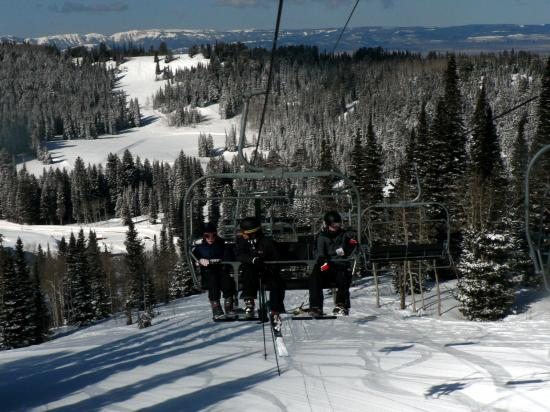 Grand Targhee Vacation Rentals: Grand Targhee Skiing