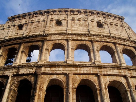 Rom, Italien: colosseo