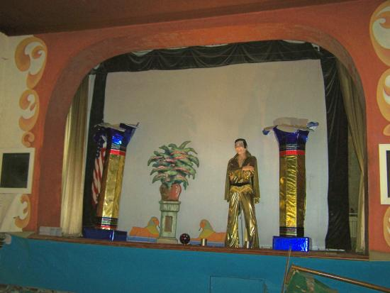 Isis Theatre: ISIS STAGE 2007