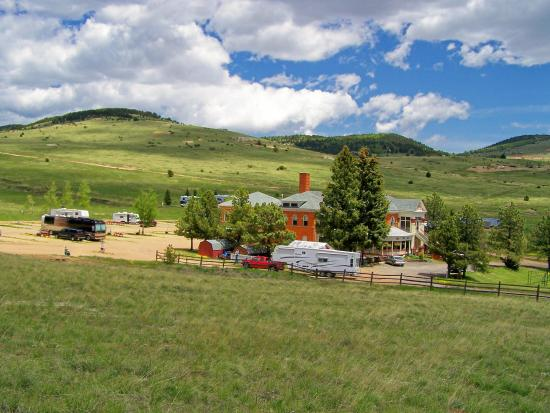 Cripple Creek Hospitality House & Travel Park: Hospitality House And RV 2007