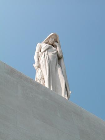 Canadian Memorial at Vimy