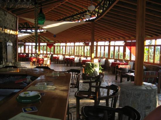 Ocakkoy Holiday Village: Restaurant Area
