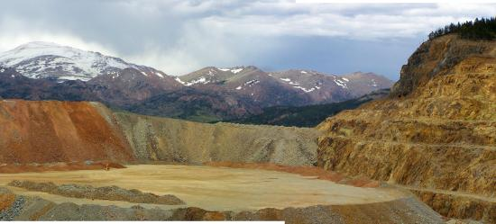 Colorado Springs, CO: Pikes Peak & Victor Mines