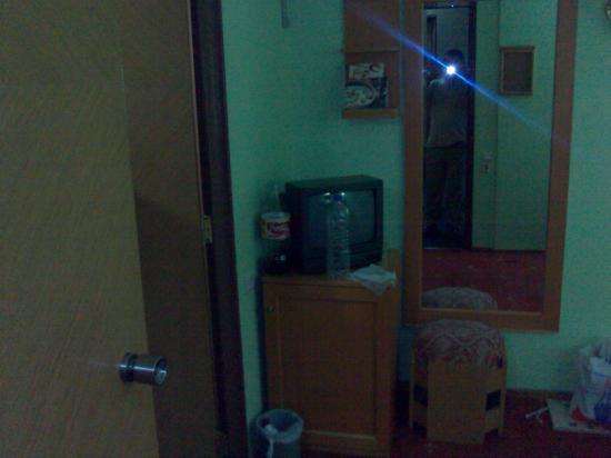 Erboy Hotel: typical room decor