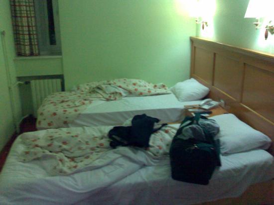 Erboy Hotel: standard twin room