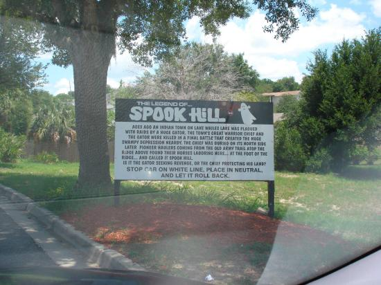 ‪Spook Hill‬