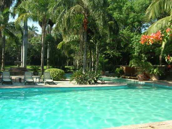 Hacienda San Gabriel de las Palmas: Pool