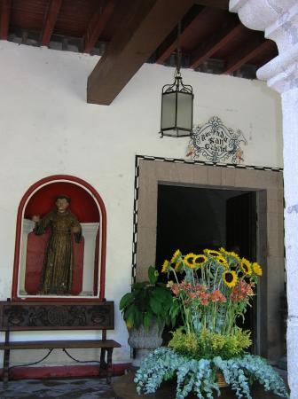 Hacienda San Gabriel de las Palmas: Entrance