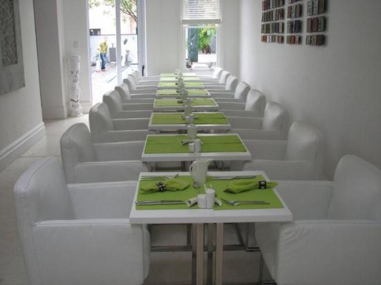 2Inn1  Kensington: La salle à manger