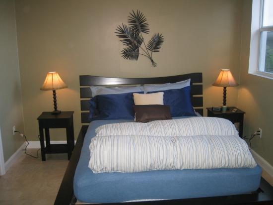 The Fountain Condominium Hotel : Bedroom