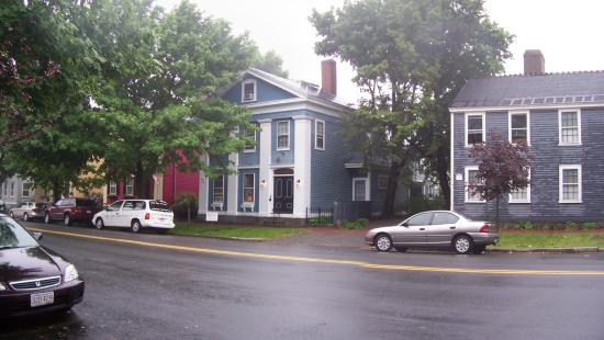 Amelia Payson House - front