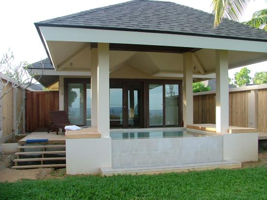 Amorita Resort: ocean view villa
