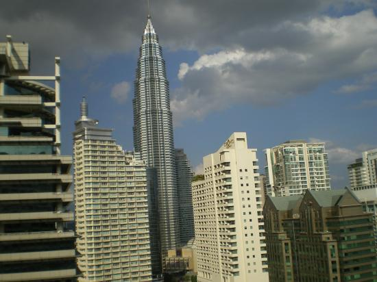 Shangri-La Hotel Kuala Lumpur: View from our room