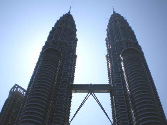 Shangri-La Hotel Kuala Lumpur: Petronas Towers