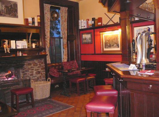 Kilfinan Hotel Bar