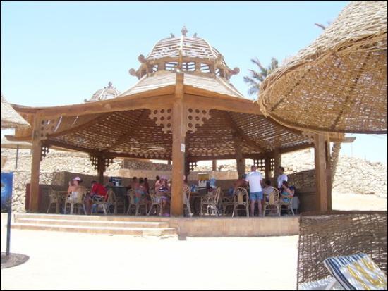 Parrotel Aqua Park: Beach Bar