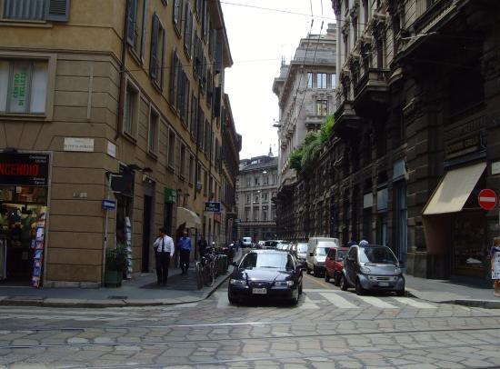 Milano metro bild von mailand lombardei tripadvisor - Corso di porta romana ...