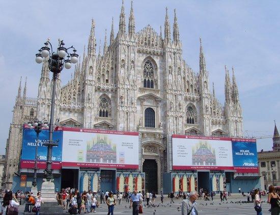 Milan, İtalya: Il Duomo