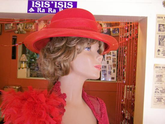 Isis Theatre: WELCOME TO ISIS