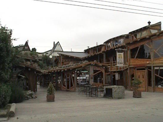 Santa Monica Aparts: Shops at El Calafate...