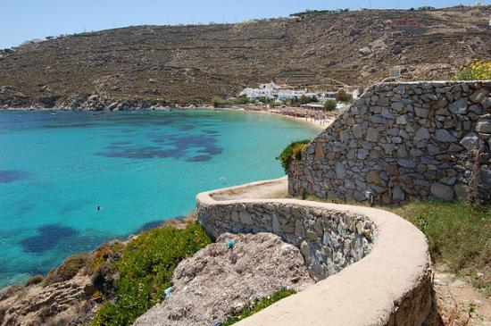 My top memories of Mykonos 2012: the beaches | MY GREECE TRAVEL ...