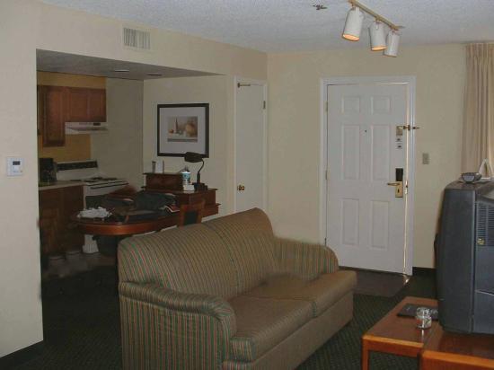 Residence Inn Anaheim Placentia/Fullerton: Residence Inn Placentia Kitchen