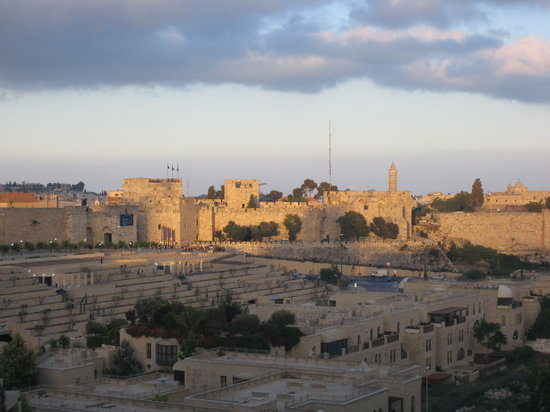 Izrael: Jerusalem Jaffa Gate