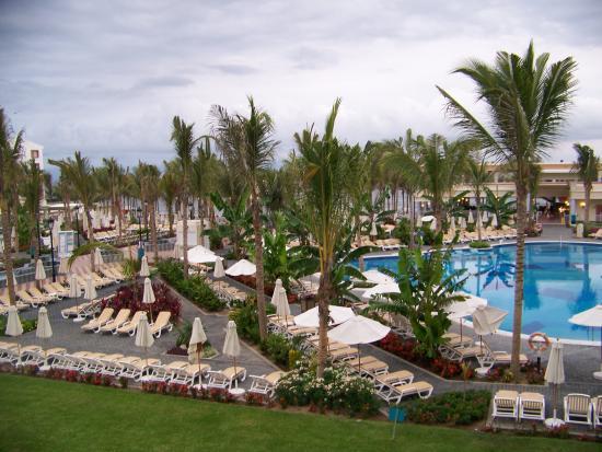 Hotel Riu Vallarta: Beautiful shot from the Balcony