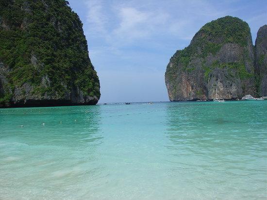 Ko Phi Phi Don, Thailand: Beach