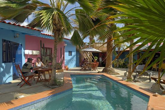Blue Divers Resort: BlueDivers Courtyard